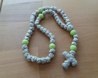 Handmade rosary