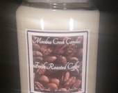 Fresh Roasted Coffee Soy Candle 26 oz.