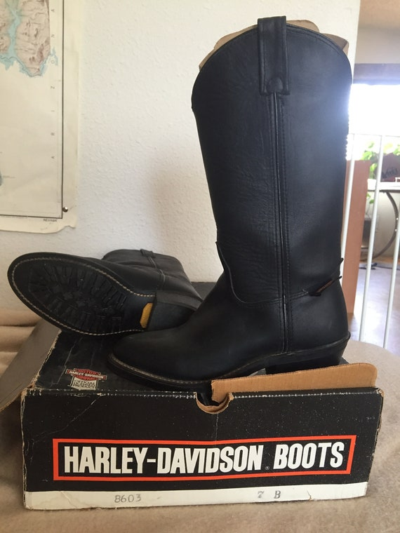 HARLEY DAVIDSON Gary Biker Boot