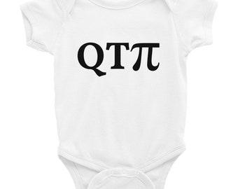 QT Pi, Cutie Pie, Infant Bodysuit
