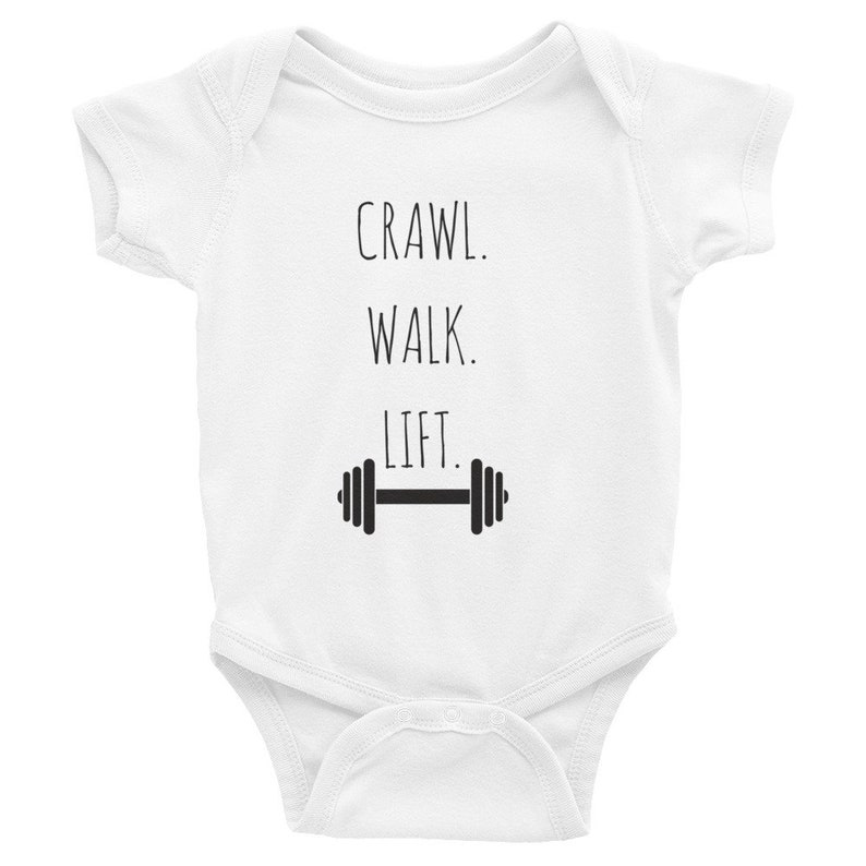 Baby Vest Crawl Lift funny Walk