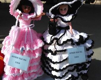 Southern Belle Dolls: 6-tier