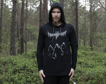 0dd15504c2 Hypothermia - Robes Longsleeve with hood