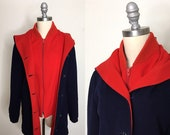 Vintage 70s 80s Mackintosh Vest Coat Size Small