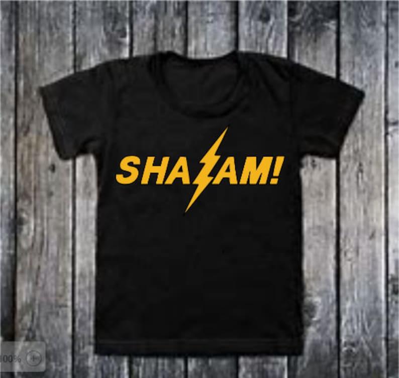d74e7390582 Shazam Logo Shazam DC Comic DC universe Lighnting Bolt