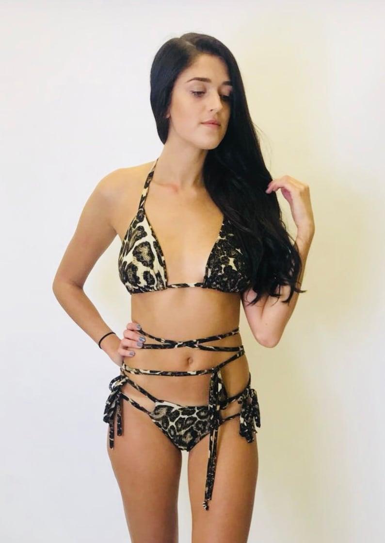 7527cb5012 Swimsuit Two-Piece Bikini. Gyals Dem Bespoke handmade | Etsy