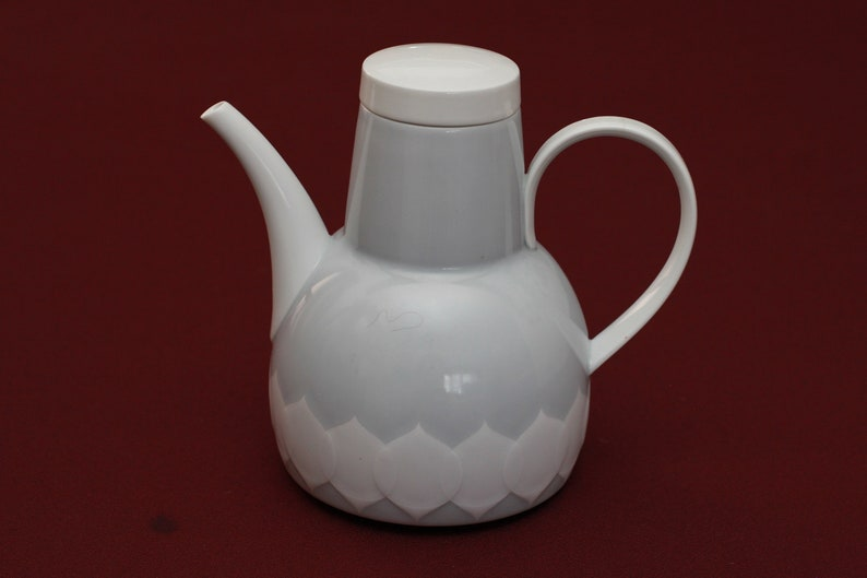 Continental Teapot slight imperfection Lotus Gray by Rosenthal