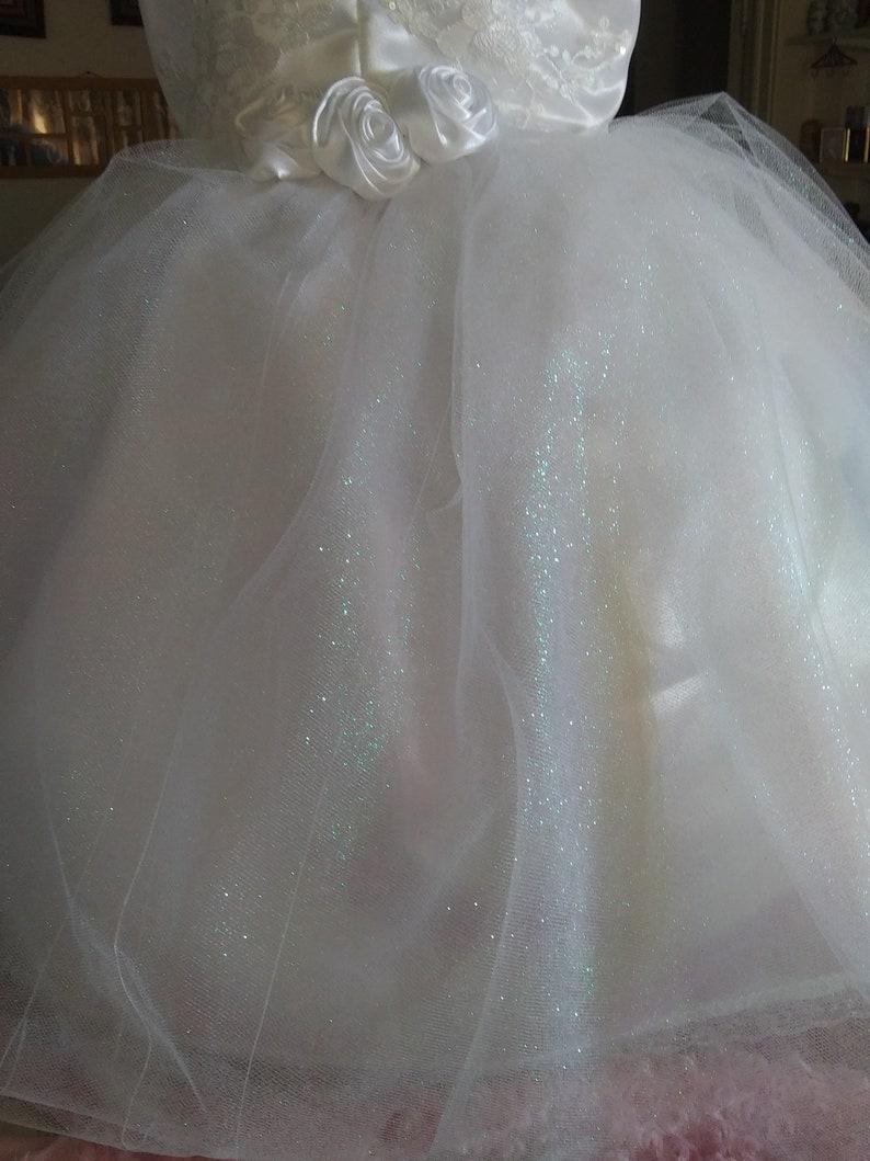 First Holy Communion dressFlower Girl dress size 8