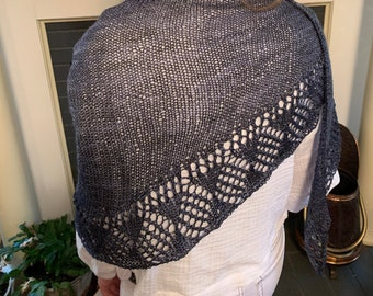 Sands of Time Shawl (Pattern)