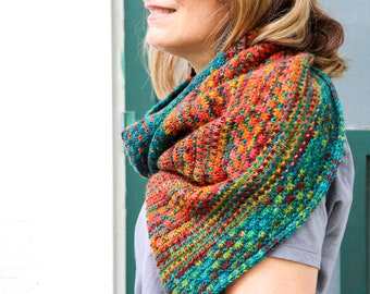 The Shift Cowl Kit Color #1 (Pattern not included)