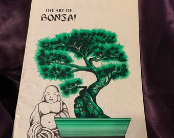 Bonsai pamphlet from the late 1970s no author info