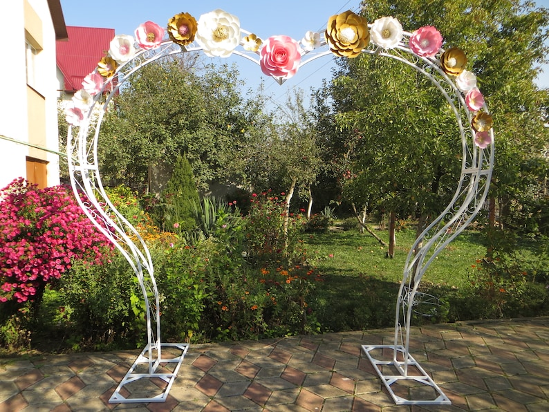 Wedding Arch Heart And Gift Somplex Arch Heart Arch Heart Etsy