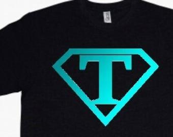 Super T for Tourettes shirt