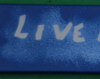 Live Long and Prosper Blue 01