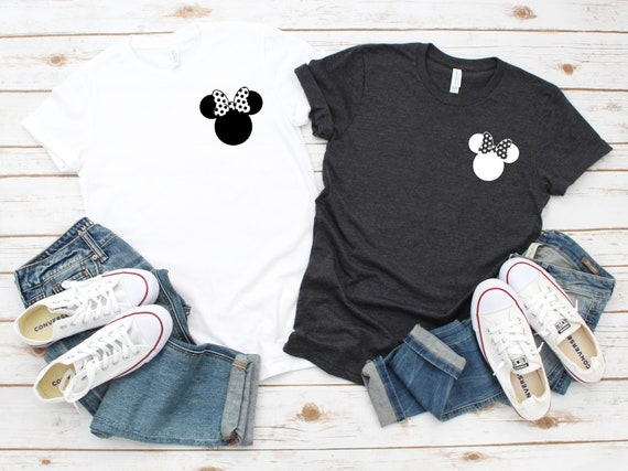 Mickey Mouse Shirts, Disneyland Vacation T Shirts, Disney Shirts, Trendy, Disneyland Shirts, Vacation Shirt, Unisex Disney Women's Shirt by Etsy