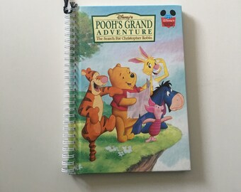 Pooh's Grand Adventure - Notebook