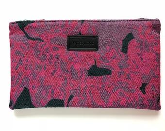 Pink coloured clutch never go without for dinner in Amsterdam handbag handbag pink bag handbag handmade handmade with love