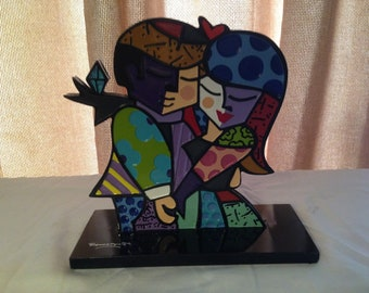 Art Designed by Romero Britto