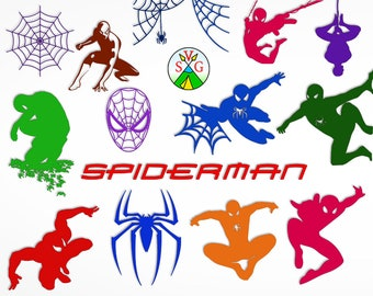 spiderman etsy