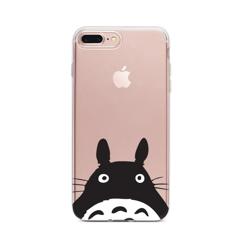 finest selection 1d836 57174 My Neighbor Totoro iPhone 7 plus case Totoro iphone X case Anime iPhone X  case spirited away iphone 8 plus case Totoro Samsung note 8 case