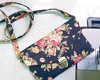 Envelope Bag, Women Bag, Coloful Bag