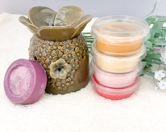 Lotus Wax/Oil Burner for Soy Wax Melts