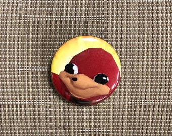 Knuckles Button