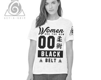 Women are the New Black Belt