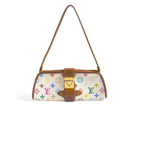Authentic Louis Vuitton Shirley Shoulder Bag in Mu