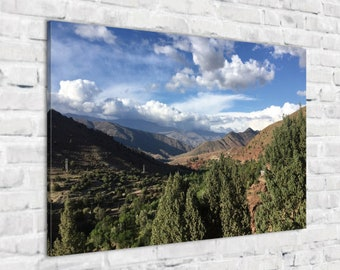 Amazing Canvas with original photos, limited edition