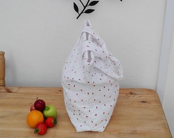 Handmade Recycled Tote Bag