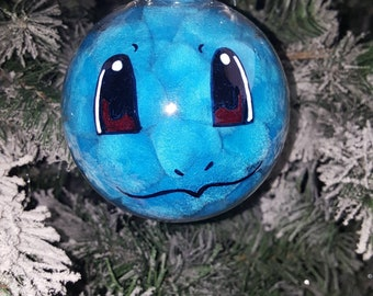 Squirtle Ornament