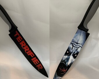 Terrifier Art the Clown 2016 Kitchen Knife