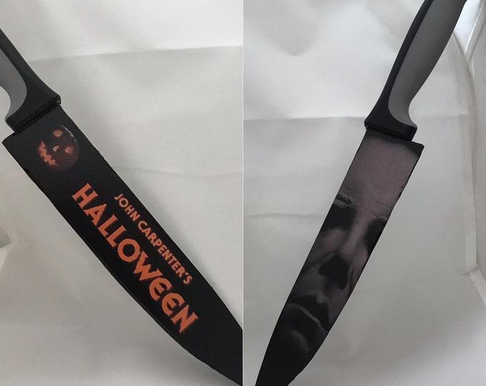 Michael Myers Kitchen Knife 1978 John Carpenters Halloween