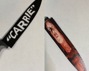 Carrie Prom 1976 Horror Kitchen Knife