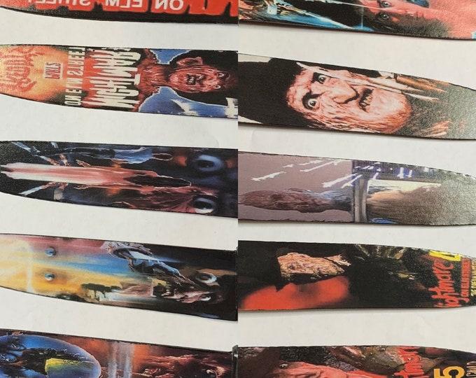 Freddy Krueger Nightare on Elm St Horror Kitchen Knife 5 pc Set