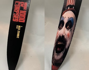 Captain Spaulding Cpt House of 1000 Corpses Kitchen Knife