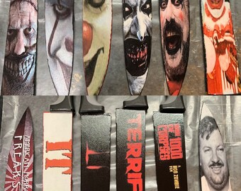 Killer Serial Clown Horror Collection 6 Kitchen Knife Set