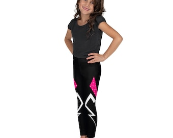 Kid's Leggings - Spider Gwen