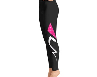 Yoga Leggings - Spider Gwen
