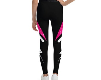 Youth Leggings - Spider Gwen