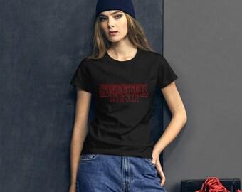 Women's short sleeve t-shirt - Sweeter Ting