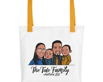 Tote bag - Tide Family