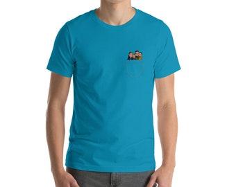 Short-Sleeve Unisex T-Shirt - Pocket Tide Fam