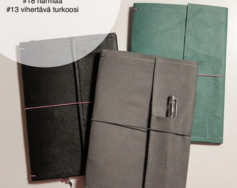 INDIEdori TN covers for LMC (Large Moleskine Cahier) size