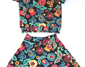 100% organic cotton jersey baby/children's clothes