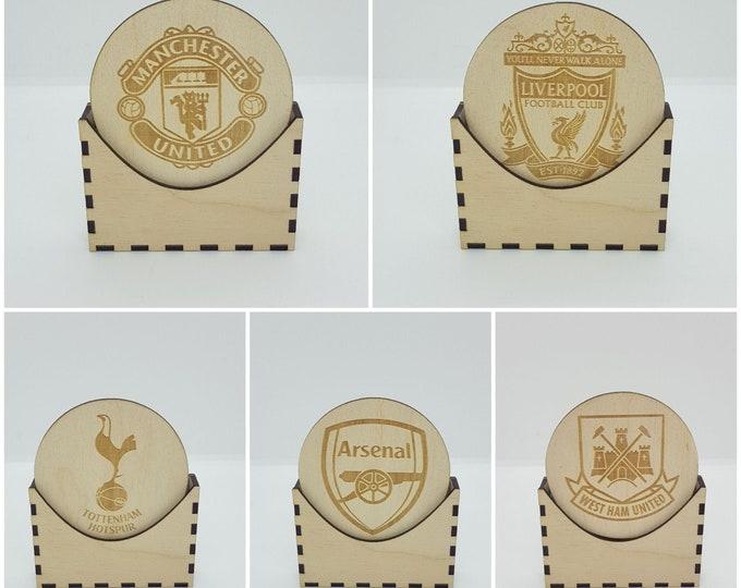 Football Fan Coasters