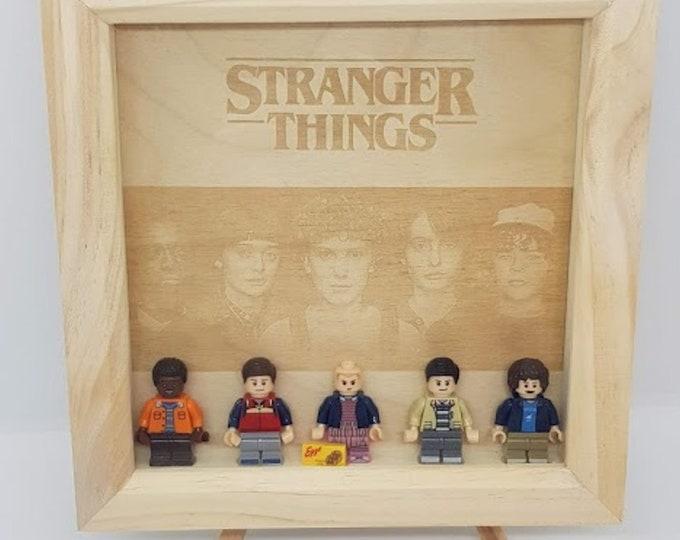 Stranger Things Character Box Frame