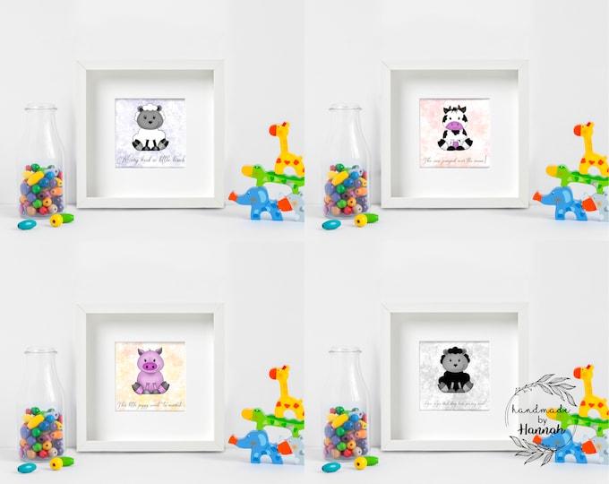 Nursery Rhymes Animal Pictures