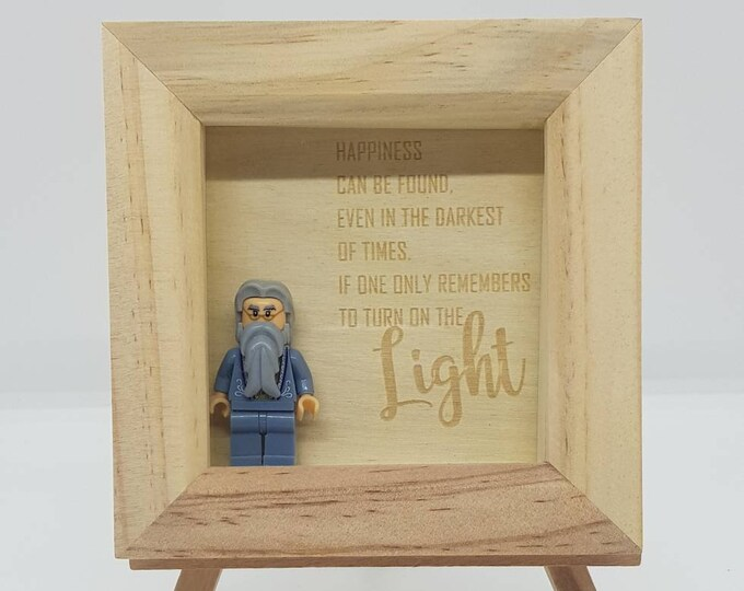 Harry Potter - dumbledore - happiness can be found even in the darkness of times - Harry Potter quotes - Harry Potter frames - film quotes